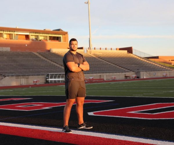 He overcame bullying to become top NFL Draft prospect