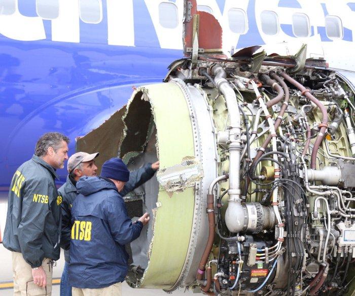 FAA orders inspection of fan blades after Southwest failure
