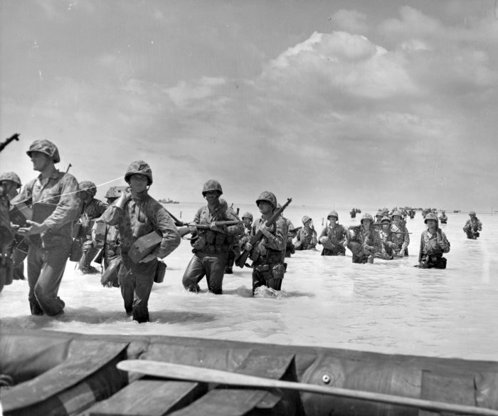 Remains of 22 servicemen killed during WWII repatriated to U.S.