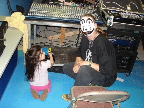 Portland Juggalos accused of writing threatening messages claim they were framed