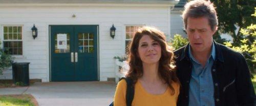 Marisa Tomei, Hugh Grant go to school in 'Rewrite' trailer