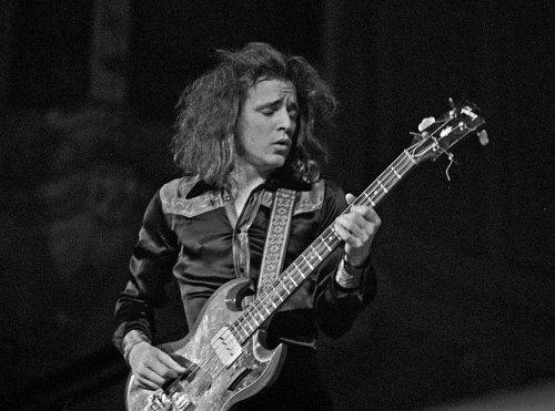 Cream bassist Jack Bruce dies at age 71