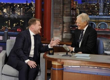 James Corden says his dad was shocked 'Late Late Show' starts at 12:30 a.m.