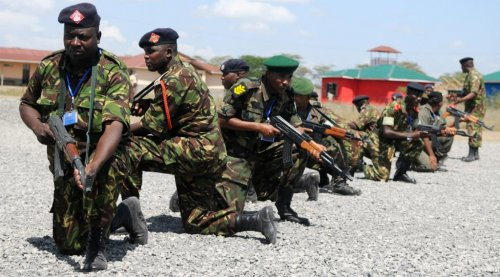 Kenyan government: Military kills 100 al-Shabab militants after bus attack