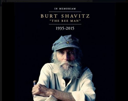 Burt's Bees co-founder Burt Shavitz dies at 80