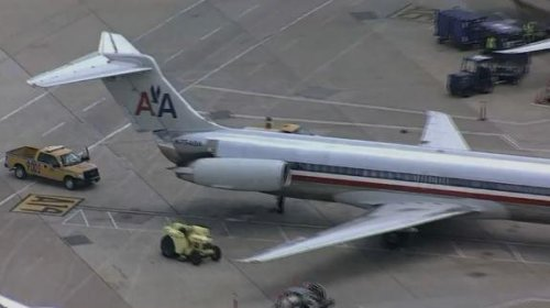 Two flights evacuated at Dallas-Ft. Worth airport over fire, smoke