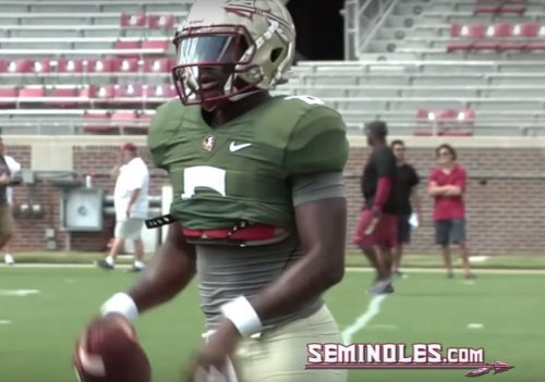 Everett Golson will start at QB for Florida State
