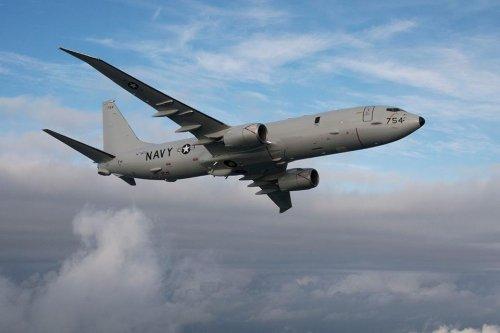 Boeing gets $71 million U.S. Navy P-8A task order