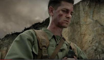 Trailer premieres for Mel Gibson's 'Hacksaw Ridge' starring Andrew Garfield