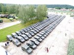 Lithuania receives surplus vehicles from the Netherlands