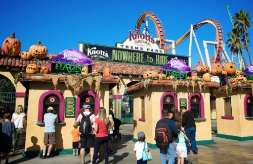 California amusement park closes Halloween attraction after mental health advocates complain