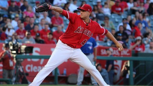 Andrelton Simmons' grand slam overshadowed by great defense by Los Angeles ...