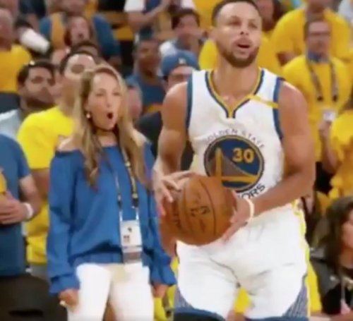 NBA Finals: Stephen Curry got away with a double dribble against LeBron James | Time Daily News