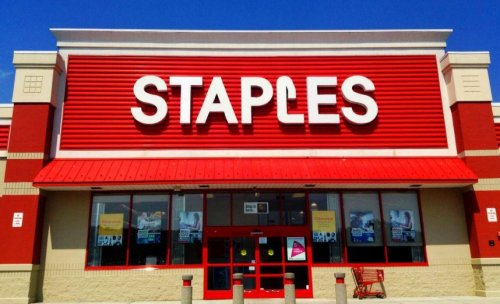 Staples sold to private equity firm for $6.9 billion