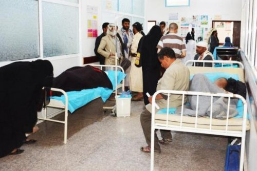 Yemen cholera outbreak passes 300,000 cases