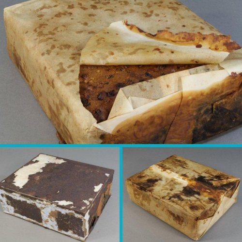 Century-old-fruitcake-found-in-'almost-edible'-condition