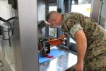 Marine Corps testing mobile 3D printing lab