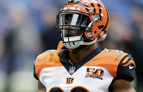 Jarveon Williams: Cincinnati Bengals promote practice ...