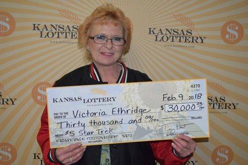 Clerk's-error-leads-Kansas-woman-to-$30,000-lottery-win