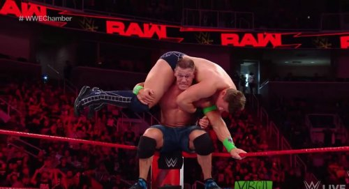 WWE-Raw:-Rollins,-Balor-qualify-for-Chamber