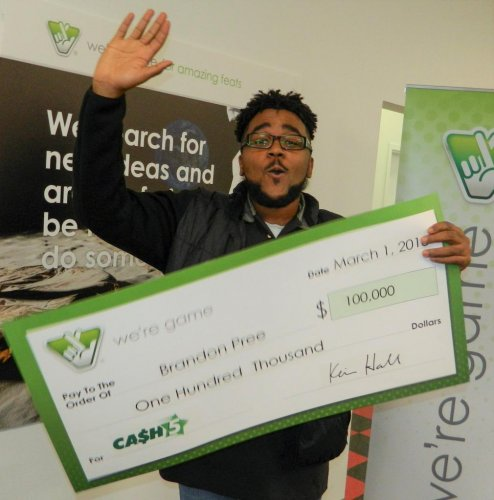 Man-follows-mother's-advice-to-win-$100,000-lottery-prize