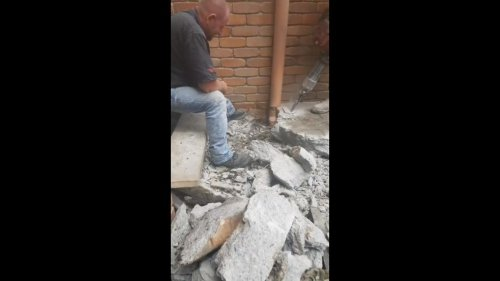 Unusual-snake-removal-calls-for-use-of-jackhammers