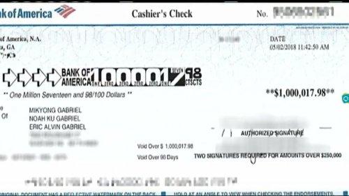 North-Carolina-family-returns-mistaken-$1M-check-to-bank