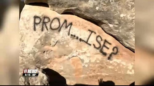 Promposal-graffiti-spray-painted-on-Colorado-National-Monument