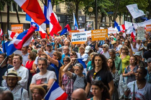 , France, Australia erupt in protests over COVID-19 restrictions, Forex-News, Forex-News
