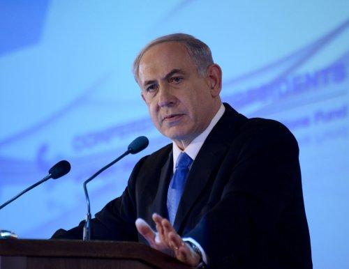 Israeli PM Netanyahu arriving to U.S., Americans divided on speech