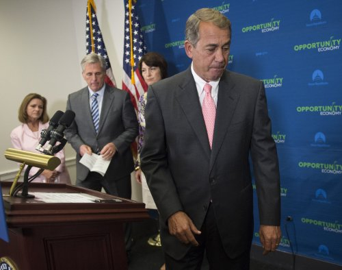 Boehner says ouster play 'no big deal', Highway bill gets temporary fix