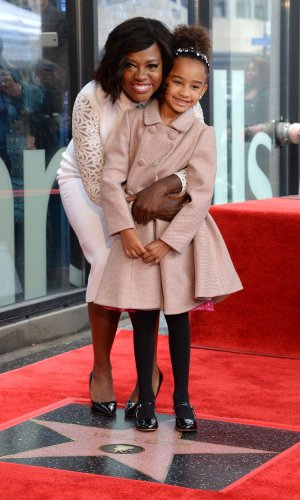 Viola-Davis'-daughter-and-husband-attend-her-Hollywood-Walk-of-Fame-ceremony
