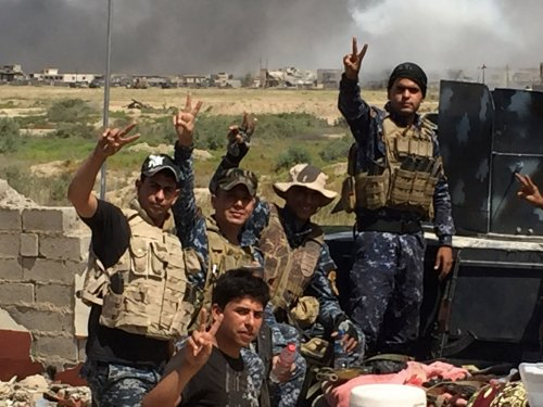 Lawmakers remain cautious on Islamic State, despite coalition gains