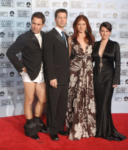 NBC in talks for full-scale 'Will & Grace' revival