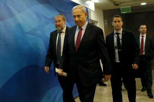 Israel declared 'national state of the Jewish people'