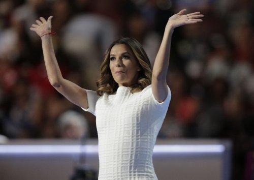 Eva Longoria slams Donald Trump during DNC speech: 'He's insulting American families'