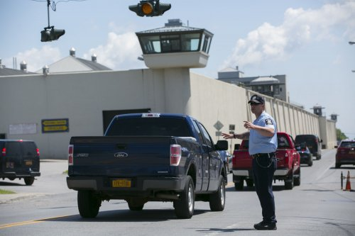 Joyce Mitchell transferred to Clinton County Jail