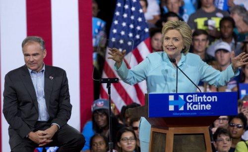 Gallup Poll: Clinton's favorability among Hispanics lower among U.S. born