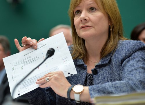 G.M. may face criminal charges over faulty ignition switches