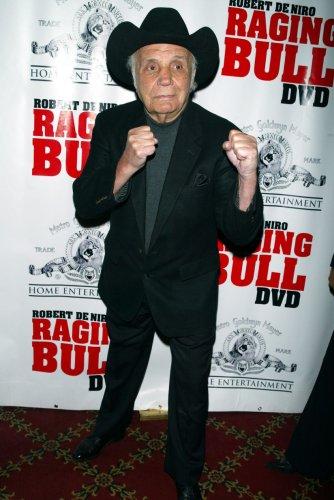 Jake LaMotta, inspiration for 'Raging Bull,' lifeless at 95