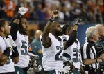 Permalink to NFL players sent memo to commissioner's office requesting support for activism