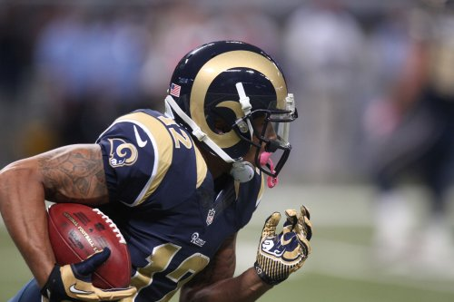 Rams' Stedman Bailey nabbed for napping