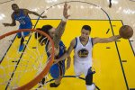 2016 All-NBA first team selected: Stephen Curry, LeBron James chosen for 10th time