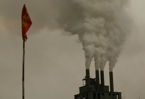 New research suggests China's CO2 output is almost twice U.S.'s