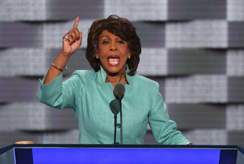 Image result for maxine waters democratic convention 2016