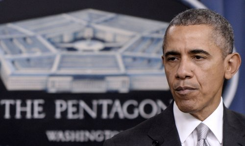 Pentagon strongly denies U.S. ground troops are fighting militants on Syria front lines