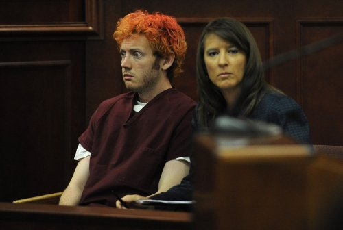 Theater shooter's parents plead against death penalty