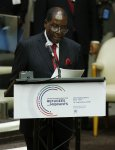 Permalink to Zimbabwe renames airport after President Mugabe