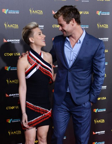 'Avengers' stars 'feud' on 'Jimmy Kimmel Live'