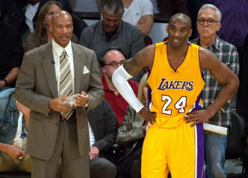 Los Angeles Lakers open to trading No. 2 pick